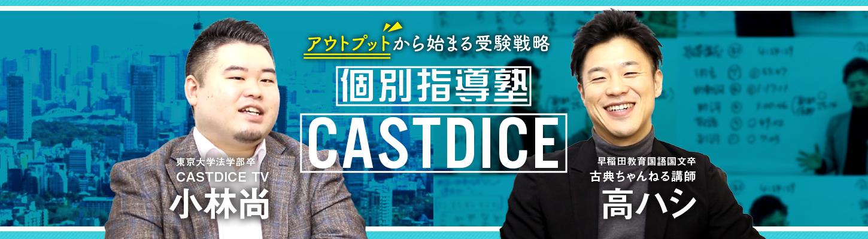 個別指導塾CASTDICE